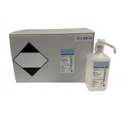 Desinfecterende en ontsmettende alcohol -gesloten systeem- liquid 12x500ml INGO-MAN PLUS - TAPP