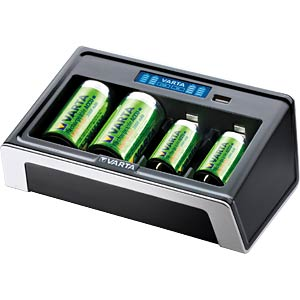 Varta universele batterijoplader LCD