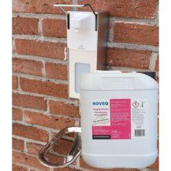Spraydispenser 500ml inclusief 5 liter Hand Clean- reserveren met levertijd 1-3 weken