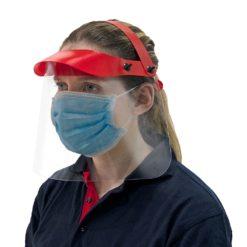 Gelaatsscherm - gezichtsbeschermer herbruikbaar