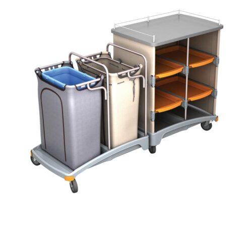 Hotelwagen Housekeeping   Splast TSH-0003