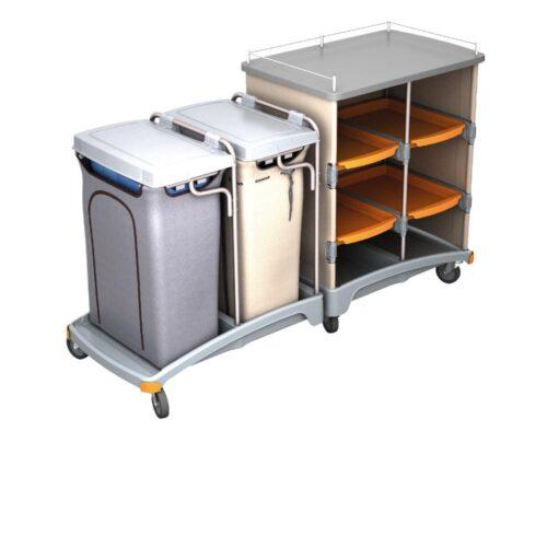 Hotelwagen Housekeeping | Splast TSH-0004