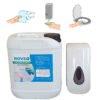 Startset Toiletbrilreiniger 5 liter met spraydispenser