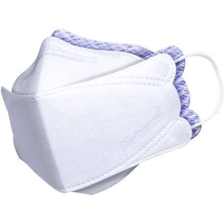 AIRQUEEN Mondmasker- NANOMASK uitstekend voor brildragers - drukt niet tegen de mond