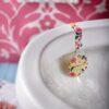 Toiletblok - Toilettape - diverse - geschikt voor toiletten zonder spoelrand