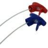 Spraykop tbv rechte 750ml flacon Blauw of rood